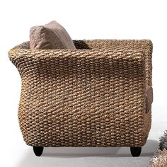 $240 Beautiful Rattan Sofa