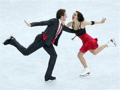 Sochi 2014 Day 2 - Figure Skating Short Dance Ice Dance, Ice Dancing costume inspiration for Sk8 Gr8 Designs