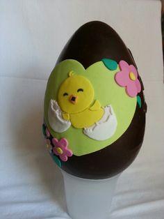 Happy Chicken easter egg