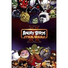 Angry Birds Star Wars 2 - Characters Poster Print (22 x 34)