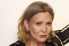 """""""Star Wars"""" gave Carrie Fisher her defining role. Now, as the writer and actress returns to the franchise in """"The Force Awakens,"""" she talks about Princess Leia, her fans and why she's glad Harrison Ford is getting most of the marketing attention."""