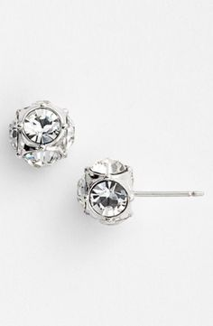 kate spade new york | small ball stud earrings