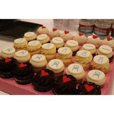 Cupcakes ❤ liked on Polyvore featuring food and polyvore meetup