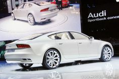 Audi A7, althought really expensive this could be a really good alternative to a standard sedan or SUV