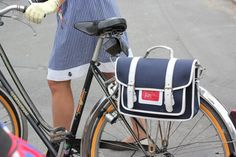 Spotted! @Bike Belle, the bicycle boutique Pannier at the Anjou Vélo Vintage