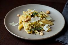 Weeknight Pasta with Caramelized Cabbage, Sage Infused Brown Butter and Walnuts, a recipe on Food52