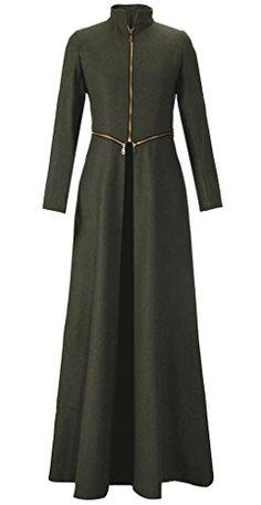 2015 Winter Fall Coats for Women Wool Blend Trench Arm Green Babyonlinedress http://www.amazon.com/dp/B0146T2EEU/ref=cm_sw_r_pi_dp_H4Wmwb0APD73C