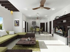 Spacious dining hall at Carnation Residency. Real Estate Development, Home Projects, Modern Architecture, Floor Plans, Lounge, Flooring, Living Room, Carnation, Furniture