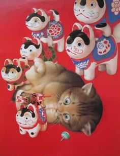"""""""Never Too Many Toys"""" Makoto Muramatsu 