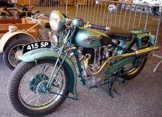 Moto ancienne Peugeot