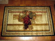 Wine Grapes Plush Area Throw RUG Carpet Large OWI,http://www.amazon.com/dp/B0043B0GX8/ref=cm_sw_r_pi_dp_nCR.sb10TJ62RQNZ