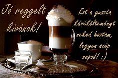Good Morning Good Night, Glass Of Milk, Coffee, Sweet, Coffee Art, Cup Of Coffee