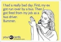 I don't hate any of my exes, but this still cracks me up!