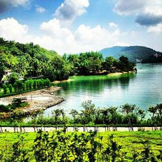 Cycling Sun Moon Lake In Taiwan, Touted As One Of The Most Beautiful Trails In The World