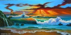pinturas de jim warren - Buscar con Google