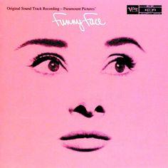 Funny Face (1957)  Original Soundtrack Verve LP. Audrey Hepburn