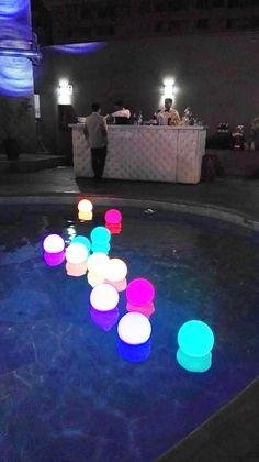 Estrenando decoración para fiestas