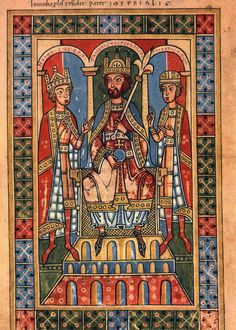 """Frederick I Barbarossa (1122 – 10 June 1190) was a German Holy Roman Emperor. He was elected King of Germany at Frankfurt on 4 March 1152 and crowned in Aachen on 9 March 1152. He became King of Italy in 1155 and was finally crowned Roman Emperor by Pope Adrian IV on 18 June 1155. Two years later, the term """"sacrum"""" (i.e. """"holy"""") first appeared in a document in connection with his Empire. Barbarossa is """"red beard"""" in Italian."""