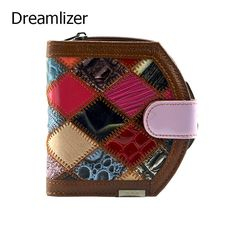 Now available online:  Lovley Short Hasp... Love it http://www.ejulaba.com/products/lovley-short-hasp-cowhide-genuine-leather-women-coin-bag-wallet-stitching-designer-cartera-purse-female-card-wallet?utm_campaign=social_autopilot&utm_source=pin&utm_medium=pin