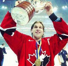 Captain Canada, Ryan Smyth, Gold 2004 Team Canada Salt Lake City, Utah