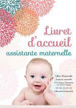 Création Graphique Livret D'accueil Assistante Maternelle maintenant sur