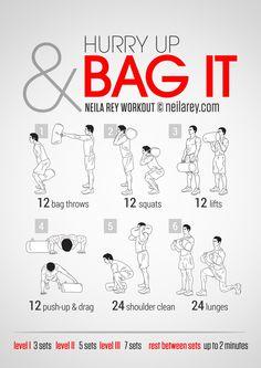 Fitness Sandsack Hartes Hartes Training Boost Sand Sack Workout Bulgarian Bag