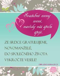 Svatební přání obrázky, citáty a animace pro Facebook - ObrazkyAnimace.cz Facebook, Cover, Books, Libros, Book, Book Illustrations, Libri