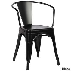 Edgemod Trattoria Arm Chair (Pack Of 4)
