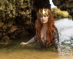 Thanks for braving the cold water little buddy!! Mera by @samsamcam Dktattoks@Gmail.com to collaborate. #cosplay #cosplayer #cosplaygirl #cosplaygirls #mera #meracosplay #redhead #cutecosplay #sexycosplay #justiceleague #dc #dccomics #dccosplay #comicxon #nerd #nerdgirl #photography #photoshoot #melbourne #melbournephotographer #melbournephotography #cosplayphotography