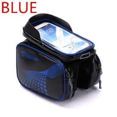 ENGWE Bicycle Bags Bicycle Front Tube Frame Cycling Packages inches Touch Screen Mobile Phone Bags Waterproof Design Professional Bicycle Accessories … ** Be sure to check out this awesome product. Bike Frame Bag, Bicycle Bag, Bicycle Accessories, Luggage Bags, Bag Storage, Saddle Bags, Cycling, Tube, Panniers