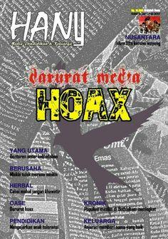 DARURAT MEDIA: HOAX Majalah Hany Edisi 5