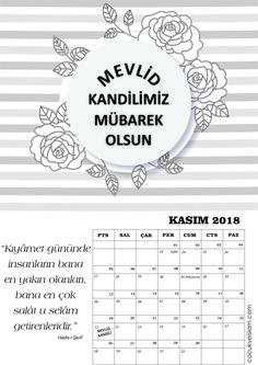 Okul Oncesi Kandil Boyama Sayfasy Resim Cizmek
