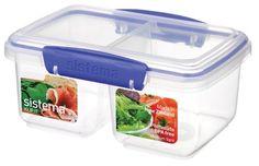 Sistema KLIP IT Split Food Storage Container - 1 L