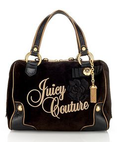 Juicy Couture Bags | handbags juicy couture totes 8 juicy couture daphine velour tassel bag .