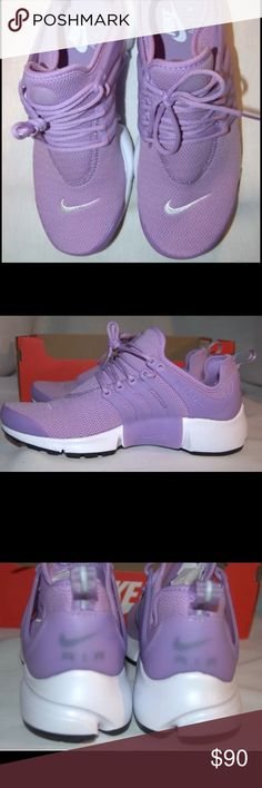 on sale e0f50 6cfa2 Nike air presto in Lilac Women s Nike air presto in Lilac, size 7 in women