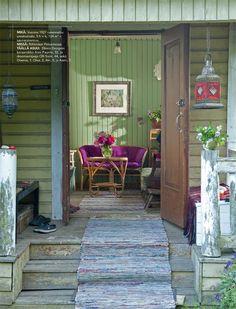 Valoja, värejä ja tarinoita | Koti ja keittiö