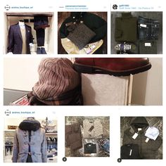 Choose your favourite #AlphaStudio menswear style for today!    #menswear #knitwear #outfitoftheday #outfit #menstyle #mensfashion #fashion #Florence #display #window #retail #retailer #fw15 #winter #cold #glamour #style #stylish #stylishoutfit
