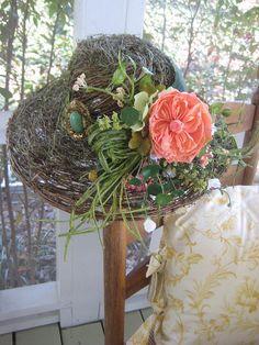 Garden Easter Bonnet. Oh yes I will!