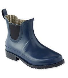 #LLBean: Women's Wellie Rain Boots, Ankle