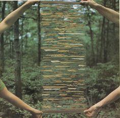 Monofilament weaving