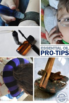 Essential Oil Pro-Tips. Smells and feels wonderful!