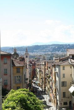 Nice, France  I want to go and take thousands of photographs