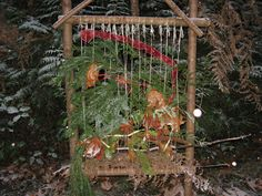 Weave Your Children's Summer Adventures Into an Earth Loom Story Backyard Play, Backyard For Kids, Weaving Projects, Weaving Patterns, Loom Weaving, Art Activities, Fabric Art, Garden Art, Garden Ideas