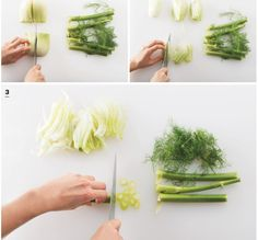 Fennel Prep School: How to prep the crunchy vegetable stem, fronds, and all