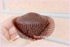 Tanto si sois veganos como si sois alérgicos a la proteina de la leche, estos Cupcakes os van a encantar. Love Cupcakes, Chocolate Cupcakes, Cooking Time, Vegan Recipes, Vegan Food, Bakery, Gluten, Sweets, Breakfast