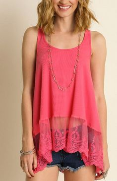 Sun + Strawberry Top, $32  {Free Shipping on US orders over $50}