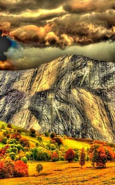 Stormclouds, The-Pyrenees, Spain!