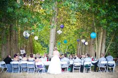 10 tips to a successful outdoor or backyard wedding