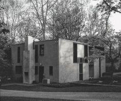 the esherick house, louis kahn, 1961.
