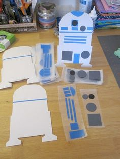 Craft, Interrupted: Star Wars Party ~ Games & Activities